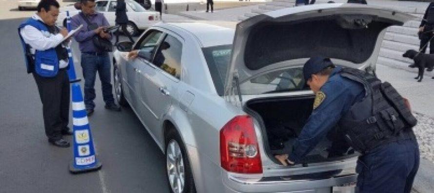 Caen siete presuntos ladrones de autopartes en Benito Juárez
