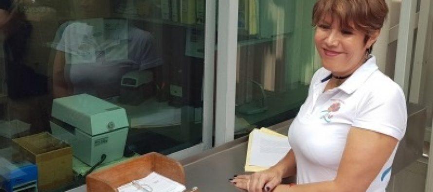 Lorena Osornio recoge principales demandas de capitalinos