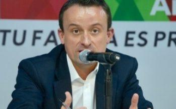 Capital tiene potencial para crecer económica y socialmente Arriola