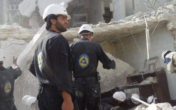¿Quiere EEUU borrar las huellas de los Cascos Blancos en Siria?