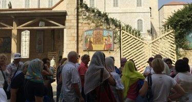 Celebran la Pascua en iglesia del Santo Sepulcro de Jerusalén