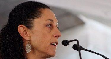 Claudia Sheinbaum promete respetar los derechos laborales