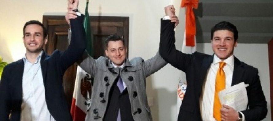Colosio Riojas arranca campaña para el congreso de Nuevo León