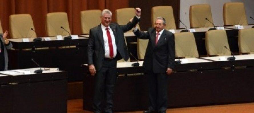 Díaz-Canel ratifica continuidad de la Revolución Cubana