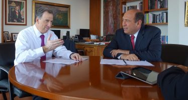 Moreira: El único voto útil sería a favor de Meade