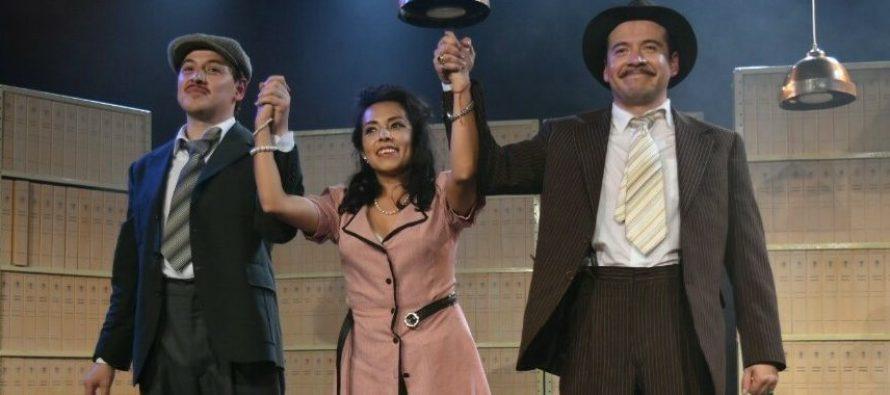"""""""El sapo y las minas de mercurio"""", un relato sobre espionaje nazi en México llega al Teatro Benito Juárez"""