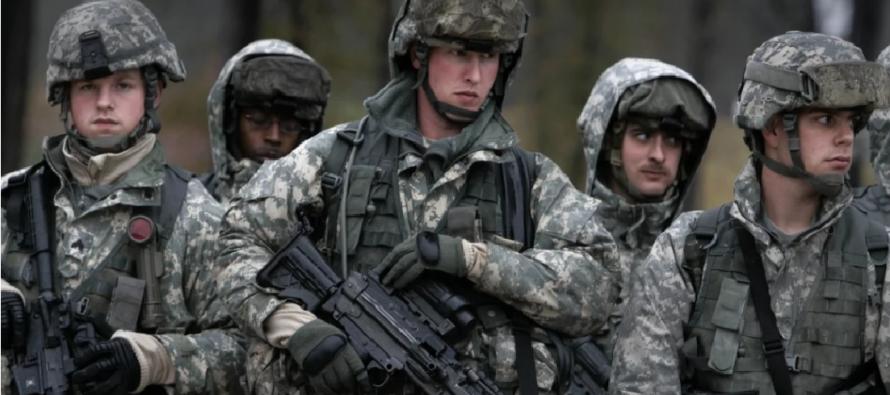 Desconocen cuántos soldados mandará Trump a la frontera