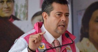 José Ramón Amieva rinde protesta como jefe de gobierno sustituto