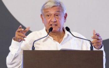 López Obrador propone un cambio profundo para México