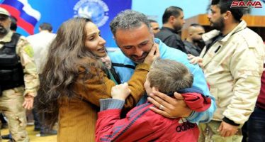 Ejército sirio libera a decenas de secuestrados en Duma