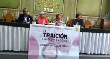 Alerta Eva Cadena: Morena puede imponer una dictadura