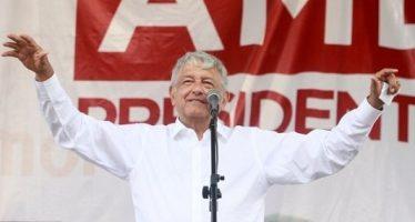 Llegaremos con la moral en alto, asegura López Obrador