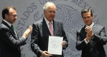 Peña Nieto: México debe refrendar compromiso con multilateralismo