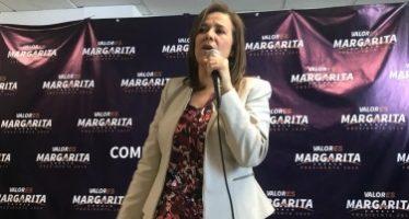 Margarita Zavala firma Pacto por la Primera Infancia