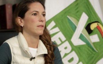 Mariana Boy apoya campaña de candidato a alcalde en Tláhuac