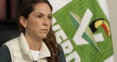 Mariana Boy promete mejora del transporte en Milpa Alta