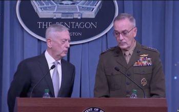 "Ataque estratégico, para ""minimizar daños a civiles"": EEUU"