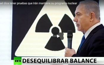 Netanyahu habla de pruebas secretas para acusar a Irán