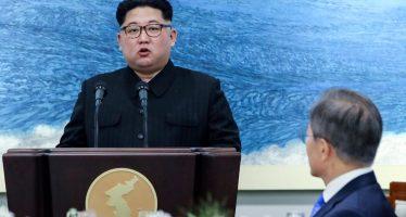 Norcorea cerrará sitio de pruebas nucleares en mayo