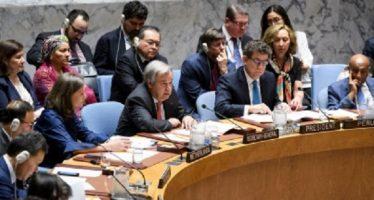 ONU rechaza resolución rusa contra ataques en Siria