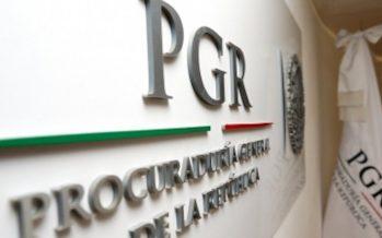 Ofrece PGR 1.5 millones de pesos de recompensa para localizar de víctima secuestro