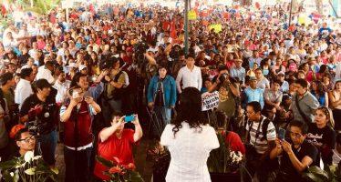 Plantea Claudia Sheinbaum rescate de Xochimilco