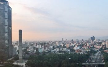 Prevén martes nublado con posibles lluvias en la Ciudad de México