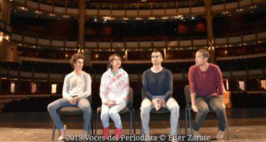 """""""Resonancias… algo que no se ha agotado"""", de ASYC/El Teatro de Movimiento-Primero Sueño A.C., ofrecerá dos funciones"""