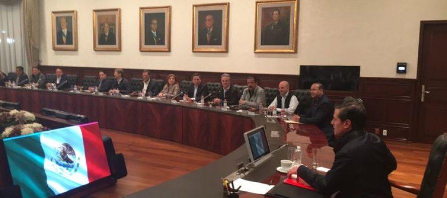 Peña Nieto ordena evaluar cooperación con EEUU