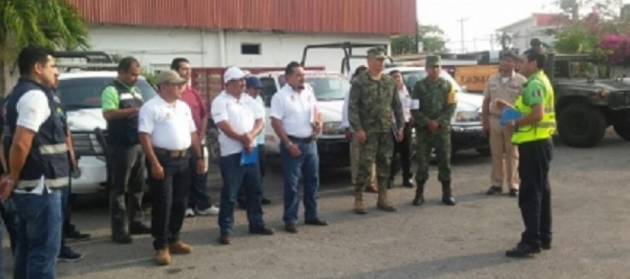 Inician revisión de refugios anticiclónicos en Chetumal