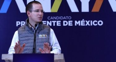 Anaya encabezará concentraciones ciudadanas en Veracruz