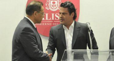 Sandoval: Se dará con responsables de muerte de estudiantes