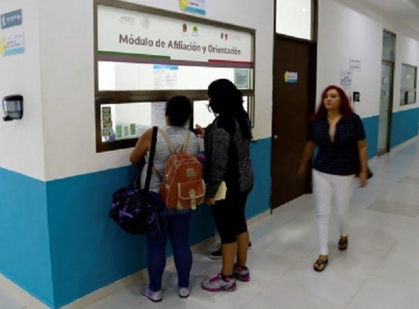Continúa Garantizando Acceso A Servicios Salud Seguro