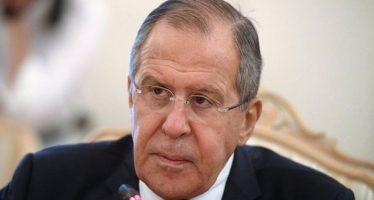 Advertimos a tiempo de los ataques químicos terroristas: Lavrov