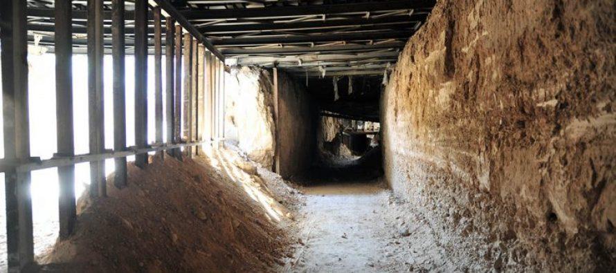 Encuentra Siria cámaras de tortura y armas químicas, de terroristas