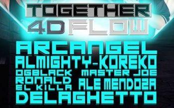 Celebrarán el Festival Together 4D Flow en México