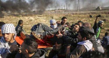 Tropas israelíes matan a cinco palestinos e hieren a otros mil