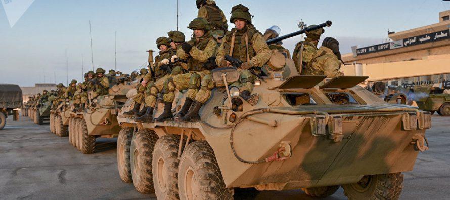 Rusia lanza advertencia militar a Estados Unidos