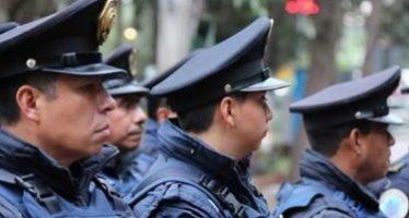 Vigilarán 47 mil policías las elecciones en la Ciudad de México