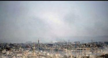 Un posible acuerdo de cese el fuego en Guta Occidental