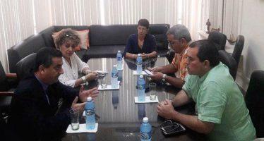 Prensa Latina y SANA: fortalecer la cooperación