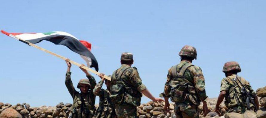 FFAA avanzan en la provincia de Hama