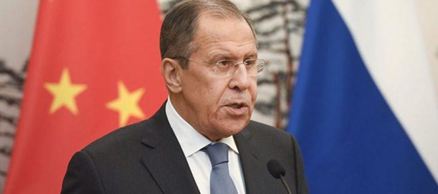 """Lavrov: """"hay que trabajar por el bien del pueblo sirio"""""""