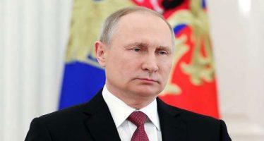 Putin, afirmó la necesidad de seguir trabajando con gobierno sirio