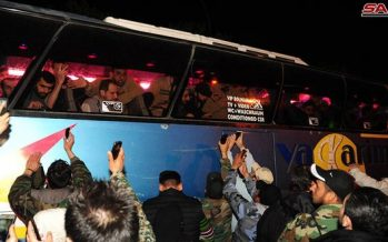 Liberan los secuestrados por los terroristas del Ejército del Islam