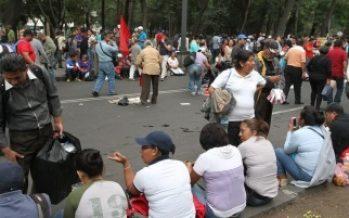 Al menos tres manifestaciones afectarán vialidades capitalinas
