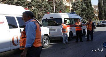 Tres civiles heridos por ataque terrorista contra Alepo