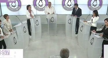Alistan seguridad para debate de candidatos al gobierno capitalino