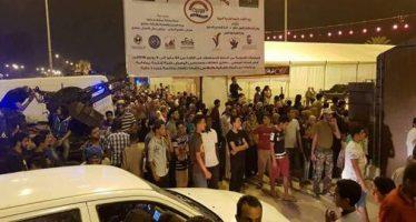 """52 empresas en la feria """"Hecho en Siria"""" en Bengazi"""