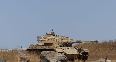 Ejército israelí en 'alerta máxima', en los Altos del Golán